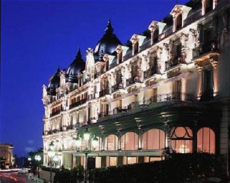 Hotel de Paris в Монте-Карло, Монако