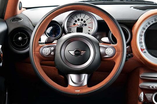 Mini Cooper S в эксклюзивном дизайне от студии Vilner