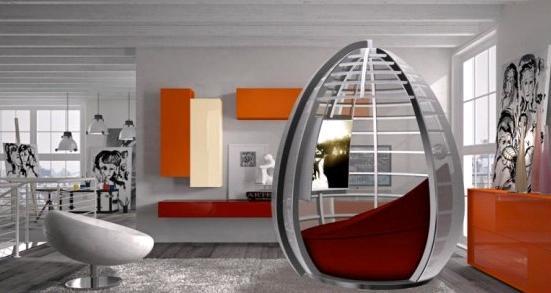 Мини-комната для уединения от компании Tisettanta