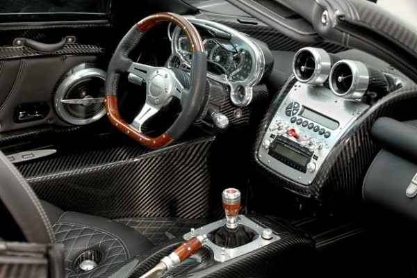 Pagani Zonda F Clubsport Roadster Final Edition - новый суперкар от Pagani