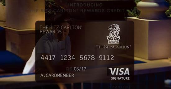 Бонусная карта отелей Ritz-Carlton от J.P. Morgan