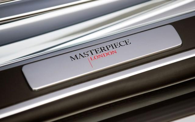 Rolls-Royce Phantom Drophead Coupe для выставки Masterpiece 2011