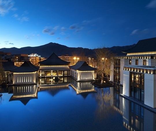 В Тибете открылся первый 5-звездочный отель