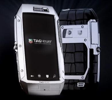 TAG Heuer LINK - андроидный смартфон Люкс