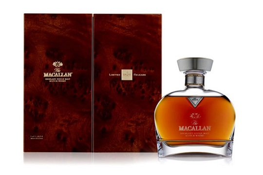 Премиум-виски The Macallan 1824 Collection Limited Release MMXI