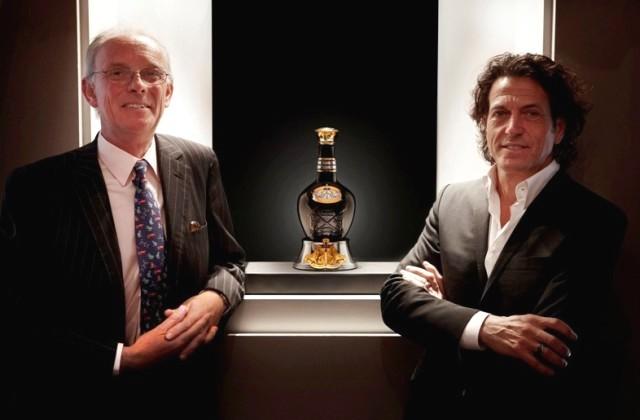 Виски Royal Salute «Tribute to Honour» в бриллиантах