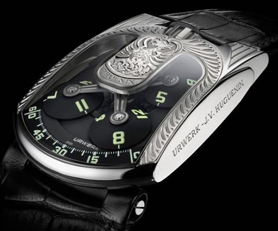 Часы Urwerk UR-103 Phoenix специально для аукциона Only Watch