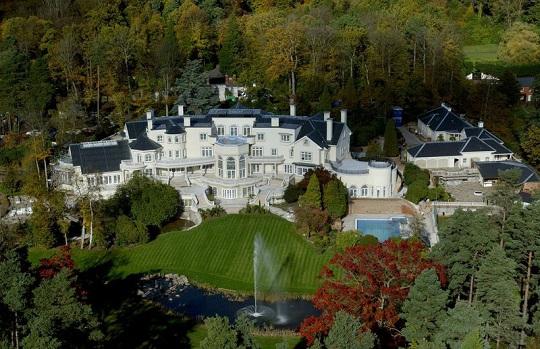 Самый дорогой дом в Великобритании продается за  3 млн