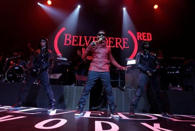 Водка Belvedere RED против СПИДа
