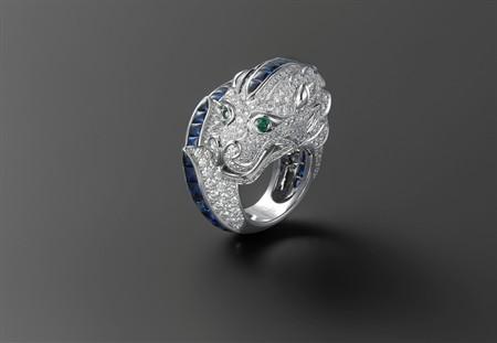 Коллекция ювелирных украшений 2011 от Cartier