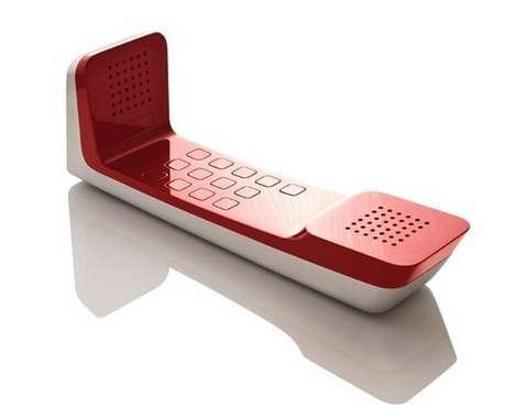 Detraform 500 - новое слово в дизайне стационарных телефонов