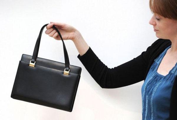 Портфель Маргарет Тетчер продан на Кристис всего за  350
