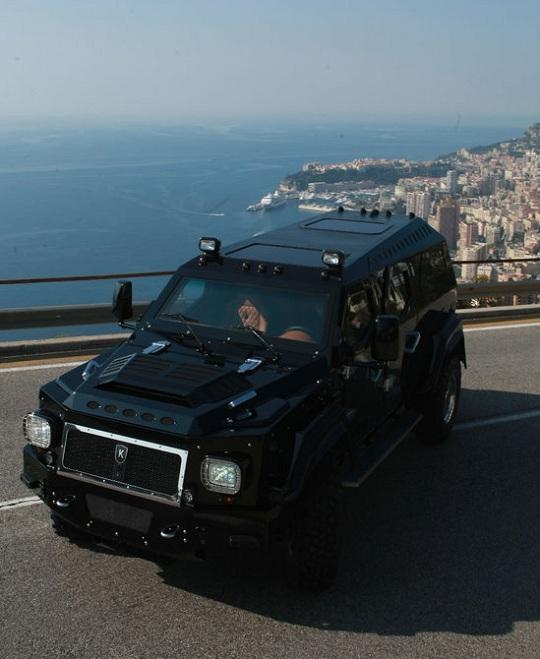 Самый безопасный люксовый автомобиль в мире за ,5 млн