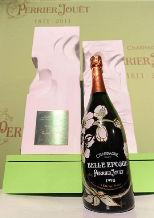 Perrier-Jouet отпраздновал свое 200-летие