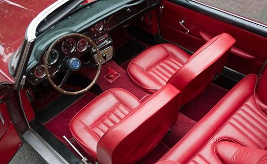 Раритетный Aston Martin DB4 1961 года выставят на аукционе