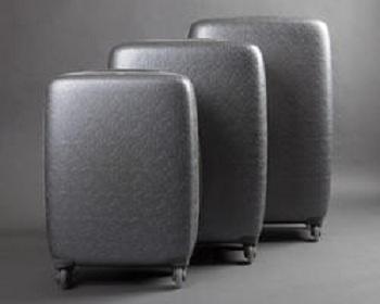 Коллекция кожаных чемоданов от Марселя Вандерса и компании Fabbricapelleteriemilano