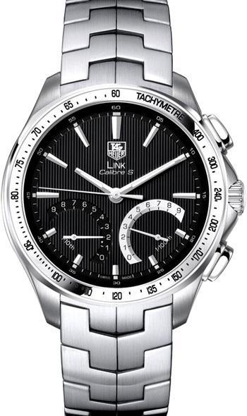 Tag Heuer презентовал новую коллекцию часов Link
