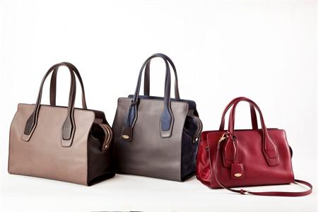 Осенняя коллекция сумок Tod`s