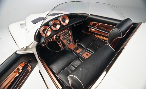 За жемчужный 1965 Mercer Cobra Roadster хотят $ 1,2 млн