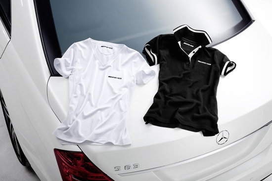 Аксессуары Mercedes AMG - коллекция 2011.