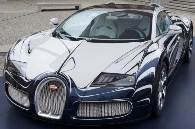 Bugatti Veyron L'Or Blanc - единственный и неповторимый за $ 2,4 млн