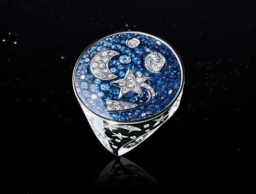 Chanel представил звездные украшения «Комета»
