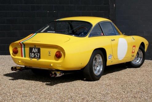 Dante увековечит Ferrari 250 GTO в золоте