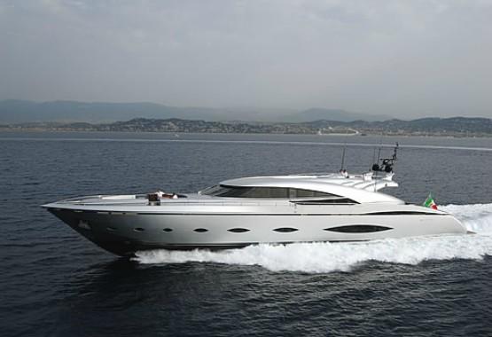 Суперяхта Elizaveta отплыла с верфи AB Yachts