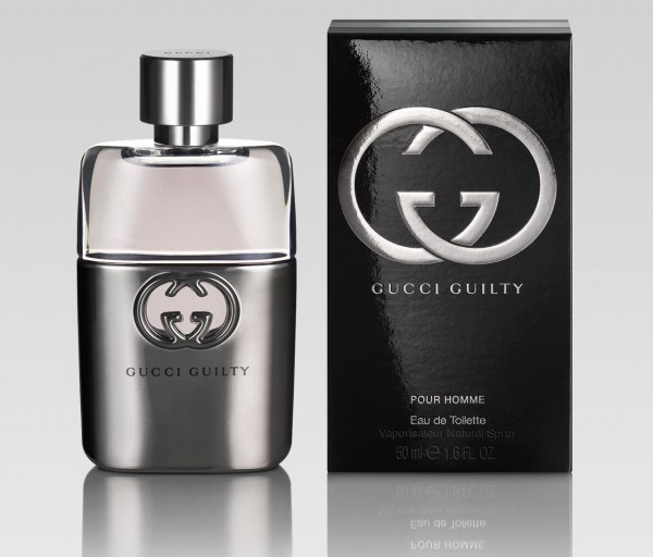 Guilty Pour Homme - новый аромат для мужчин от Gucci