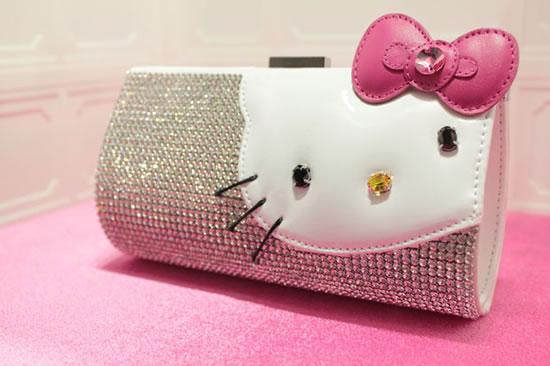 Hello Kitty представила клатч стоимостью 0 тыс.