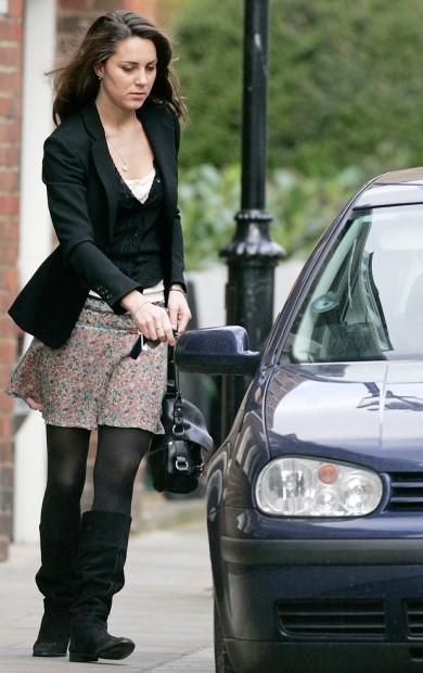 Volkswagen Golf Кейт Миддлтон выставлен на eBay