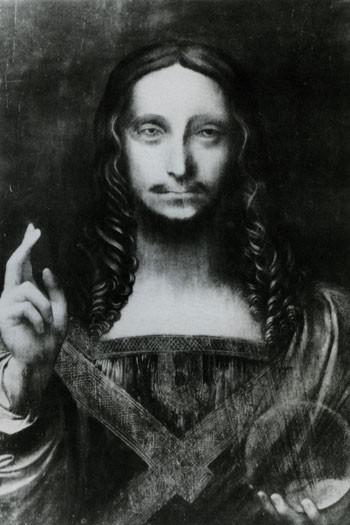 Установлена неизвестная ранее картина Леонардо да Винчи