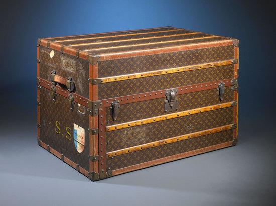 Винтажные чемоданы louis vuitton портфели и рюкзаки для подростков интернет магазин