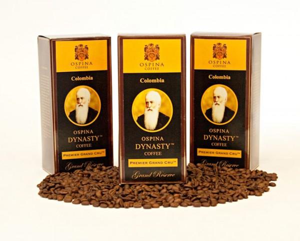 элитный колумбийский кофе