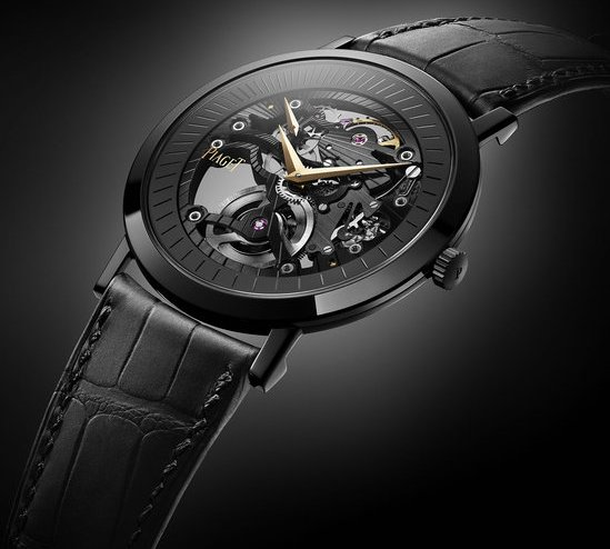 Часы Piaget Altiplano Skeleton для Only Watch 2011