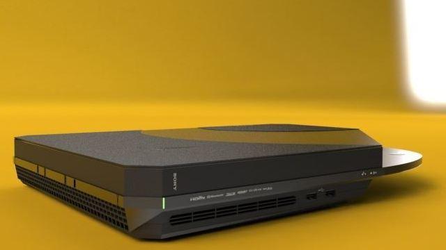 PlayStation 4 - гениальный концепт Джозефа Дюмари