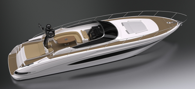 Яхта Riva 63' Virtus от Ferretti Group