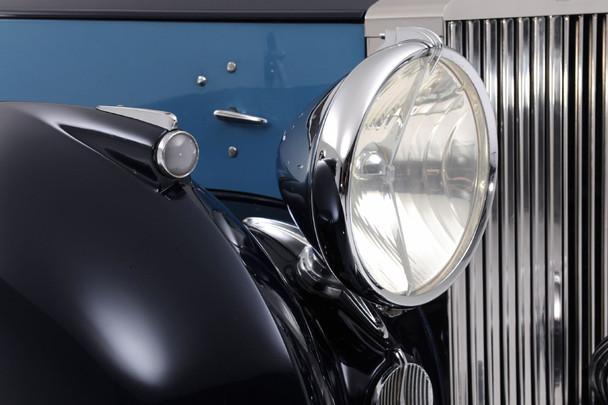 Rolls-Royce 1950 года комика Джорджа Формби выставлен на продажу