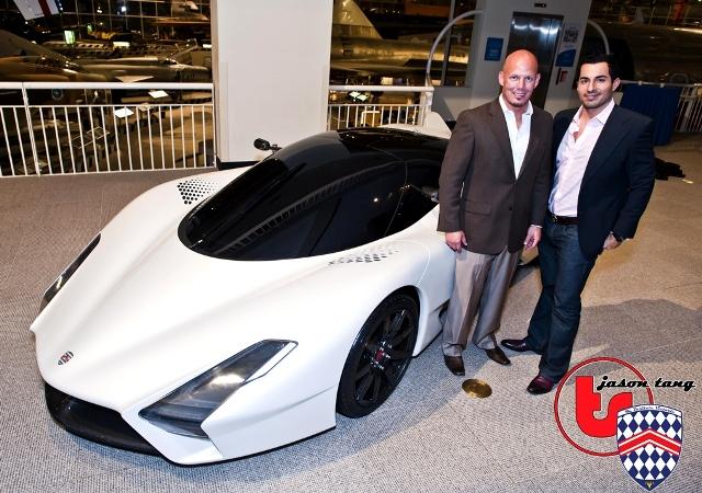 Tuatara от Shelby Supercars побьет мировой рекорд Bugatti Veyron