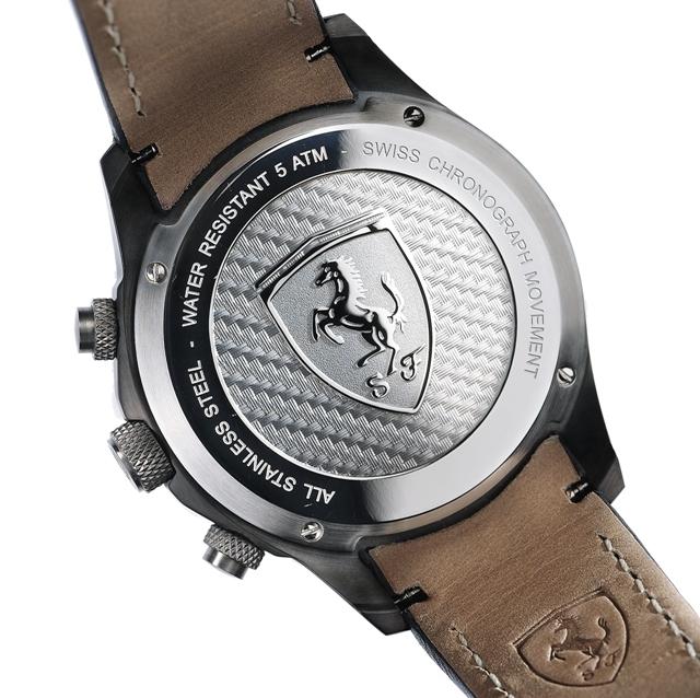 Карбоновые часы Scuderia Ferrari Carbon Chrono