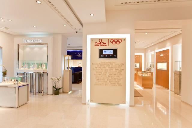 В Москве открылся часовой бутик Tourbillon