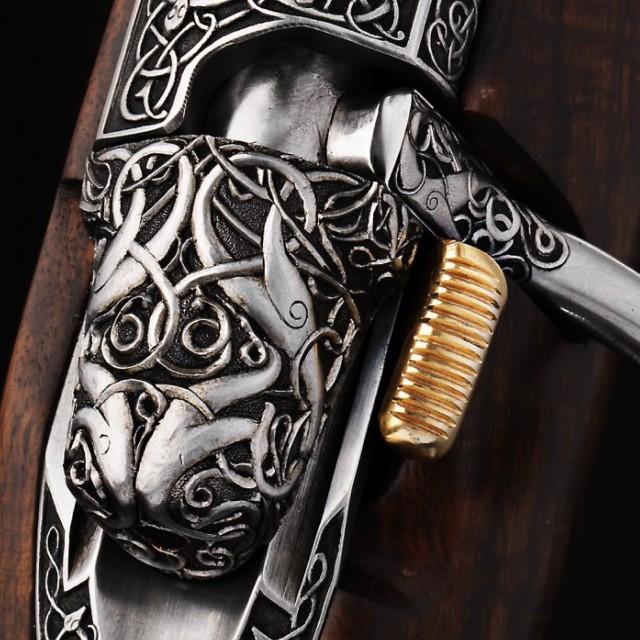 Скандинавское ружье VO Viking Odin в честь бога Одина