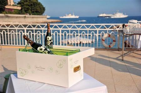 Perrier-Jouët Belle Epoque стал главным напитком на княжеской свадьбе