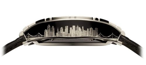 Polo Tourbillon Relatif  New York от Piaget