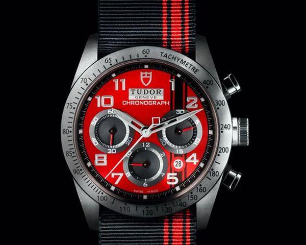 Хронограф Fastrider Ducati special edition от Tudor
