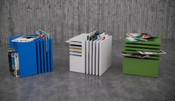 """Дизайнерская линия мебели """"Cubico"""" от Alessandro Di Prisco"""