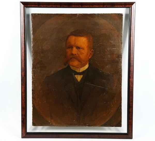 Портреты родителей Адольфа Гитлера выставят на аукционе