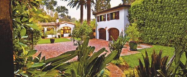 Джейсон Стэтем купил дом Бена Стиллера в Голливуд Боул