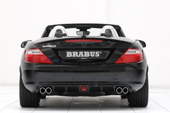 Brabus представила новый Mercedes SLK