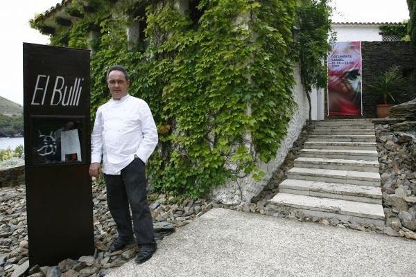 Лучший ресторан мира El Bulli закрылся